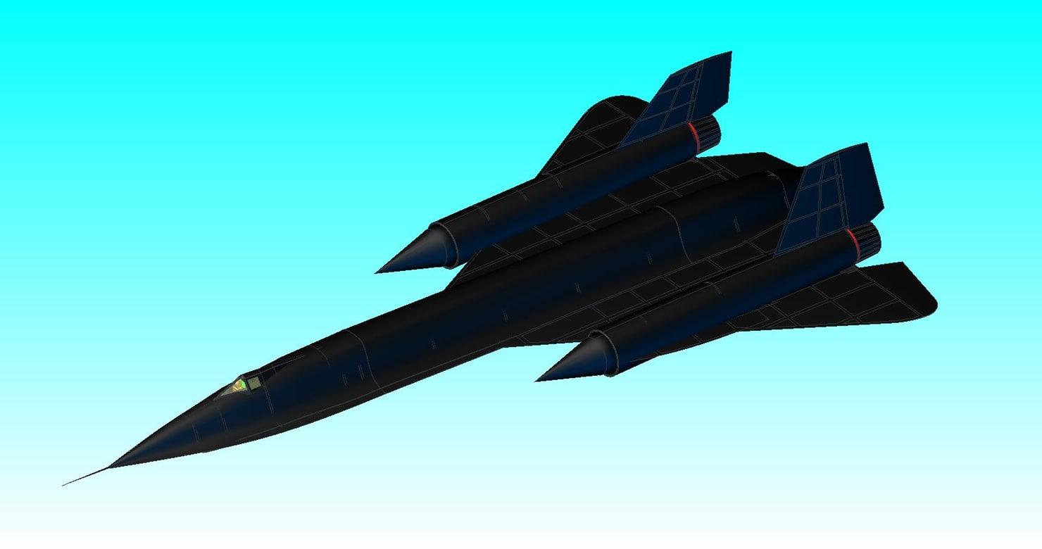 sr-71 rev 2 recon 3ds