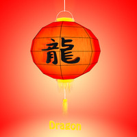3d lanterns symbols chinese zodiac model