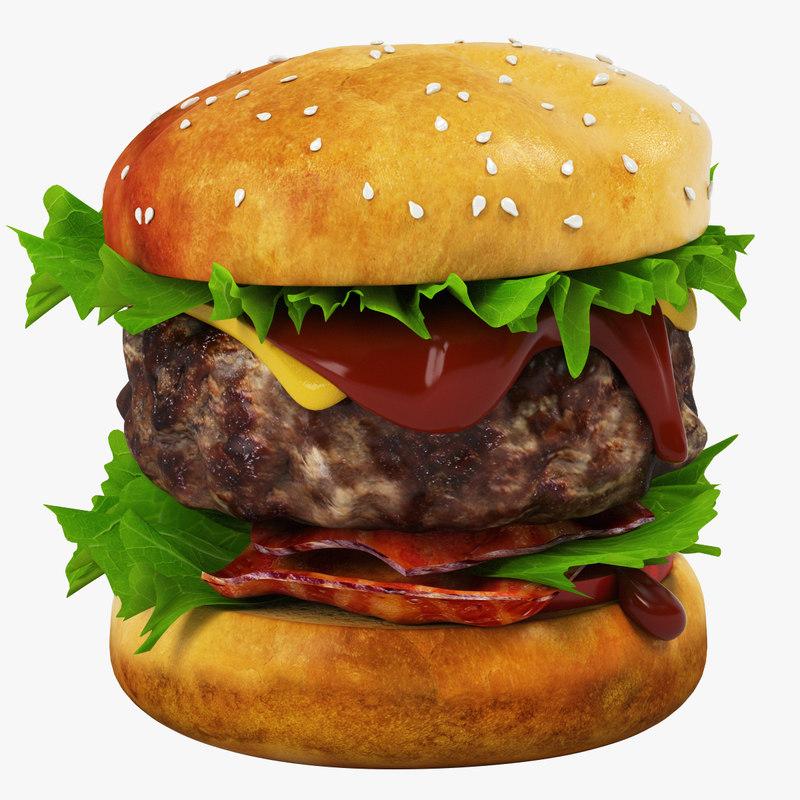 burger hamburger max