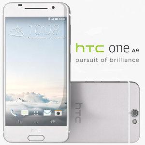 3d htc a9 model