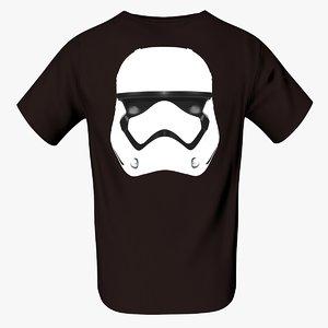 3ds max tshirt shirt