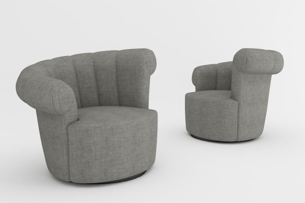 upholstered chair annabelle ma