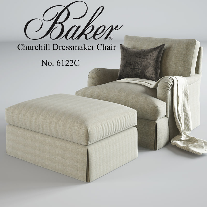 3d model baker churchill dressmaker