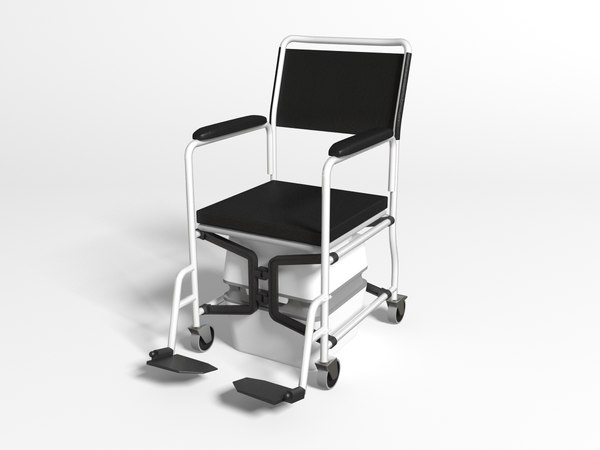 invalid wheelchair medical 3ds