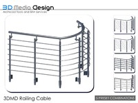 3DMD Railing Cable V4.2