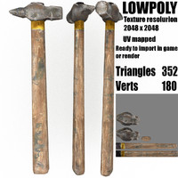 3d max hammer grange wood