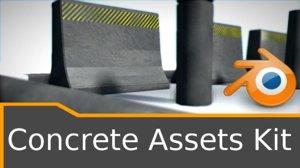 3ds assets kit