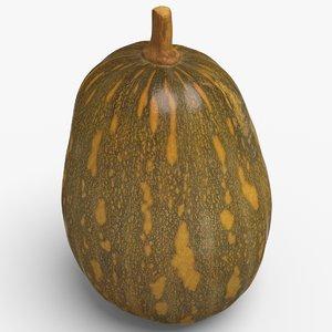 realistic pumpkin max