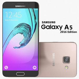 samsung galaxy a5 2016 3ds