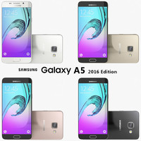 Samsung Galaxy A5 2016 Collection