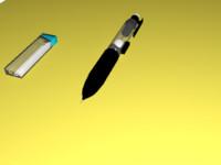 pencil 3d max