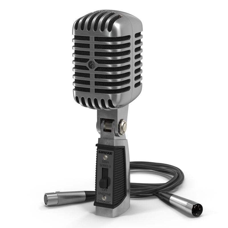 3ds classic studio microphone 2