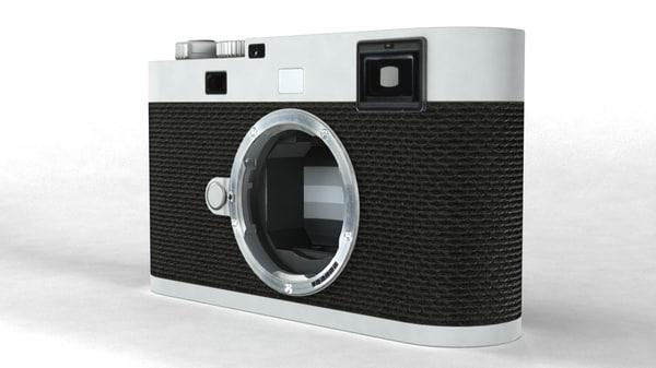 camera leica m edition 3d max