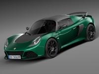 Lotus Exige Sport 350 2016