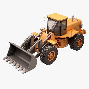 construction loader max
