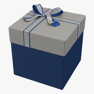 max giftbox 3 blue