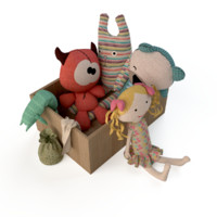 Box of toys 3
