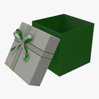 3ds giftbox 3 green