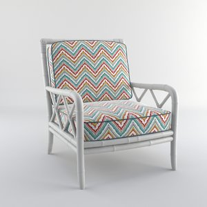 3d heydon chair