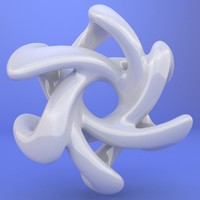 3d Printed Object 003