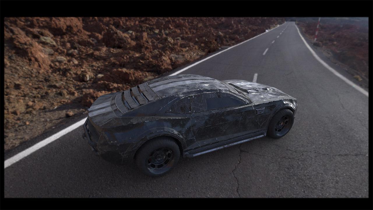 3ds car battle