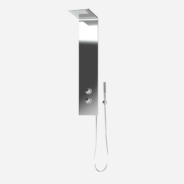 vela shower panel 3d max