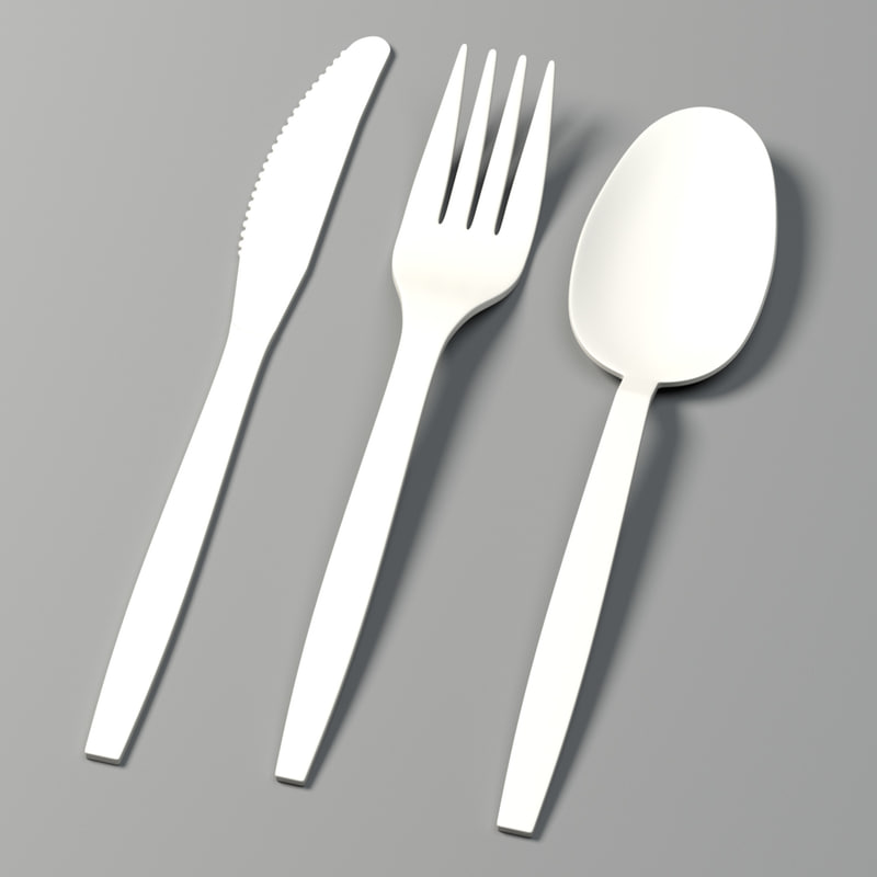 plastic cutlery max