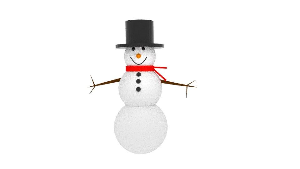 snowman snow man 3ds free