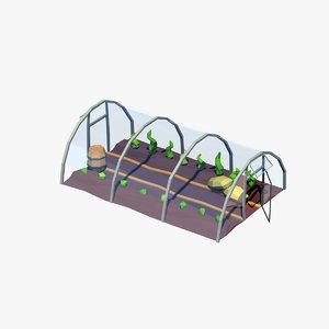 greenhouse cartoon max