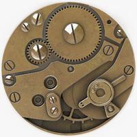 steampunk button 3ds