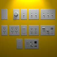 Switches / Outlets US Type