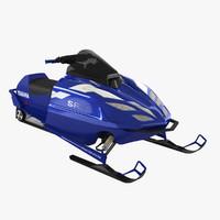 yamaha srx 700 snowmobile max