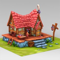 fantasy sweet home 3d 3ds