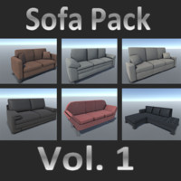 Sofa pack Vol.1