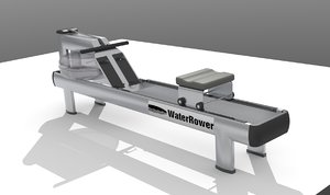 water rower 3ds
