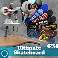Ultimate Skateboard