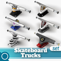 Skateboard Longboard Truck Collection
