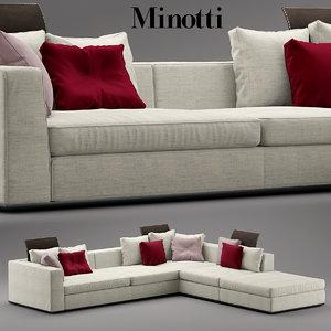 3d obj couch sofas