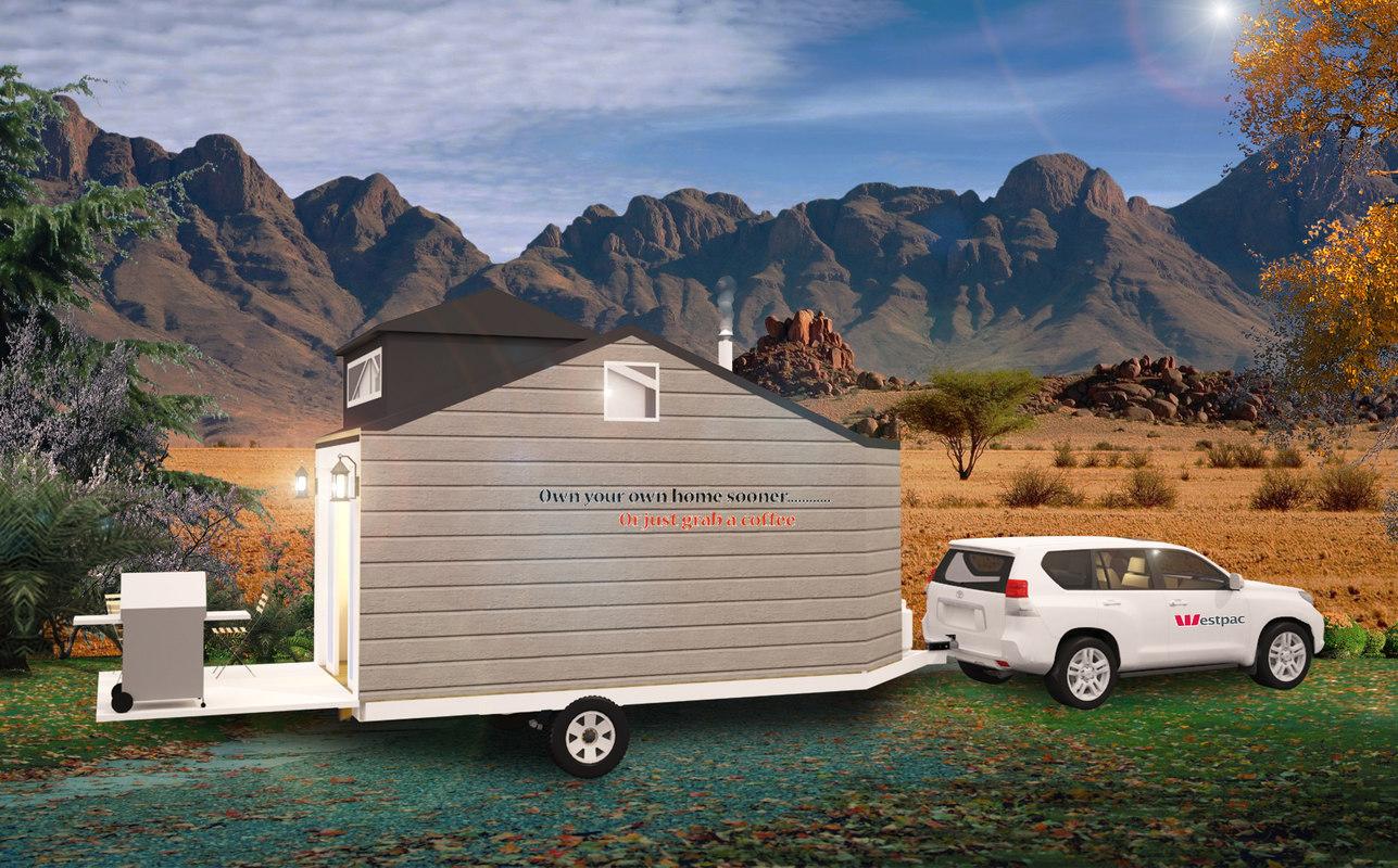 house car 3d model