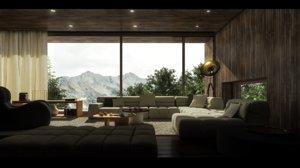 scene design loft max