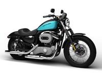 Harley-Davidson XL1200 Sportster Nightster 2012