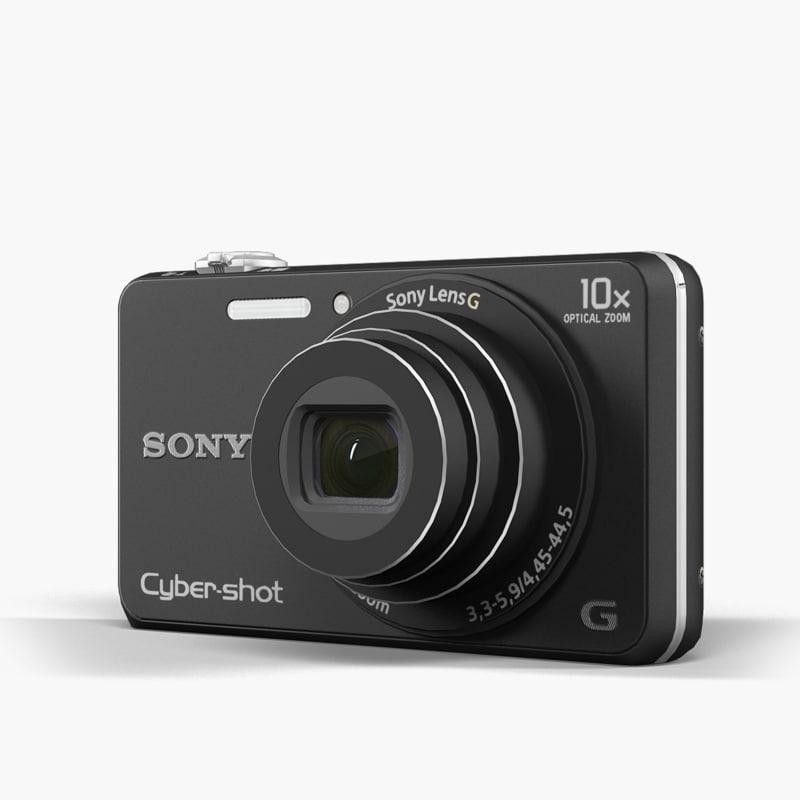 fbx camera sony cyber-shot dsc
