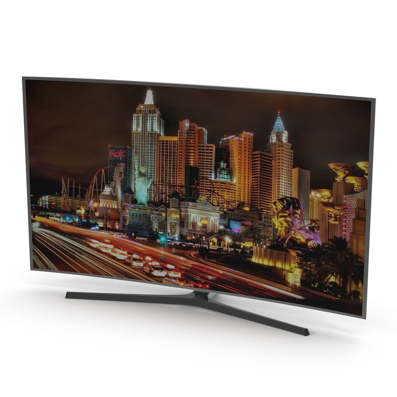 3d generic curved tv