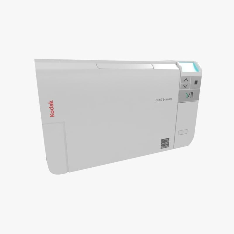 3d model kodak scanners document