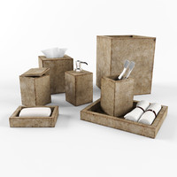 Bathroom accessories Labrazel Cement
