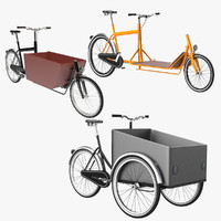 Cargo Bicycles Collection