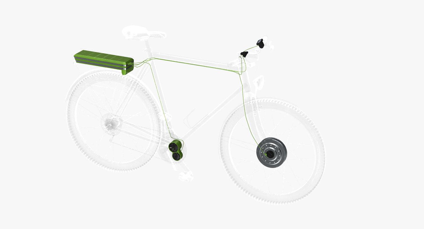 3d e-bike x-ray
