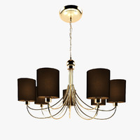 Figaro 7 Light Drum Chandelier