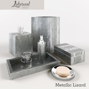 3d accessories metallic labrazel