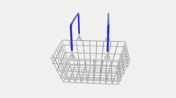 3d 3ds shopping basket